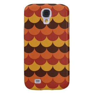 Rustic Thanksgiving Holiday Fall Autumn Colorful Samsung Galaxy S4 Cases