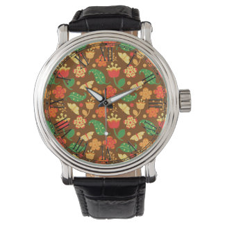 Rustic Thanksgiving Holiday Fall Autumn Watch