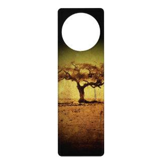 Rustic Tree Door Hanger