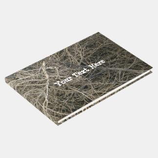 Rustic Tumbleweed Guest Book