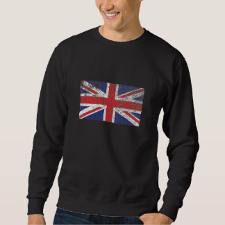 Rustic UK Flag Sweatshirt