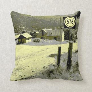 Rustic Village Cushion