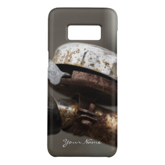 rustic vintage urbex bicycle bell Case-Mate samsung galaxy s8 case