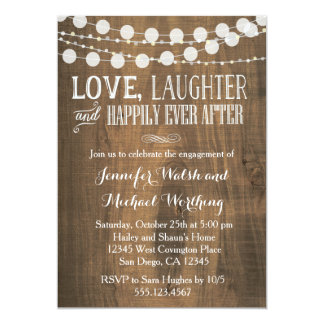 Rustic Wedding Invitations Templates with awesome invitations design