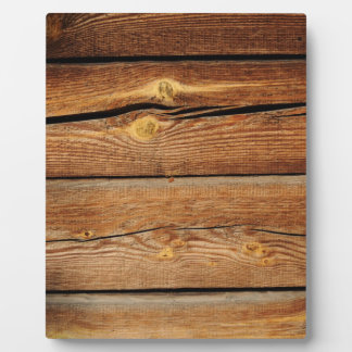 Rustic Wood Grain Boards Design Country Gifts Display Plaques