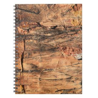 Rustic Wood Notebook
