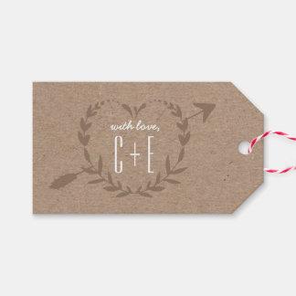 Rustic Wood Slice | Gift Tag