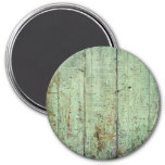Rustic Wood Texture Magnet