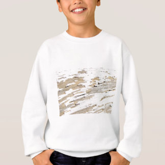 Rustic Wood Vintage Design Sweatshirt