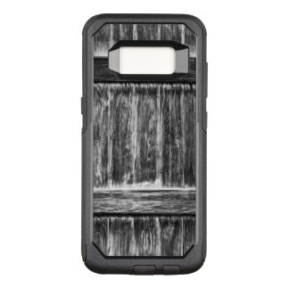Rustic Wooden Door OtterBox Commuter Samsung Galaxy S8 Case