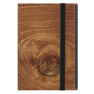 Rustic Wooden Teak Wood Woodgrain iPad Mini Powis iPad Mini Cases