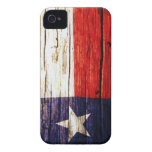 Rustic Wooden Texas Flag iPhone case iPhone 4 Case-Mate Cases