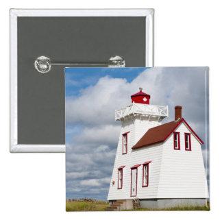 Rustico Harbour Prince Edward Island Pinback Button