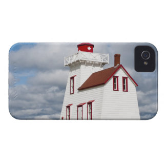 Rustico Harbour, Prince Edward Island. Blackberry Bold Cover