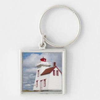 Rustico Harbour, Prince Edward Island. Key Chains