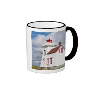 Rustico Harbour, Prince Edward Island. Ringer Mug