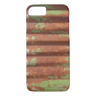 Rusting with Green iPhone 7 Case