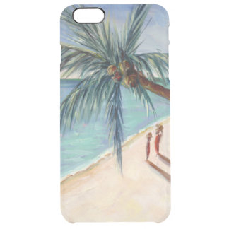Rustling Palm 2004 Clear iPhone 6 Plus Case