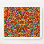 Rusty Abstract Pattern Mousepads