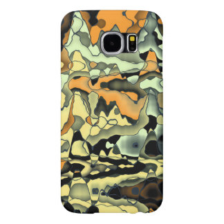 Rusty abstract samsung galaxy s6 cases