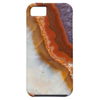 Rusty Amethyst Agate iPhone 5 Cover