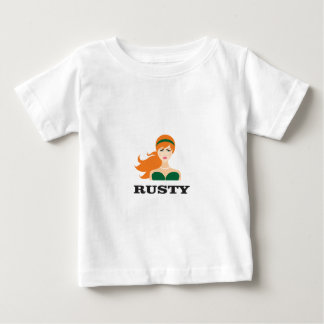 rusty beauty baby T-Shirt