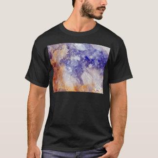 Rusty Blue Quartz Crystal T-Shirt