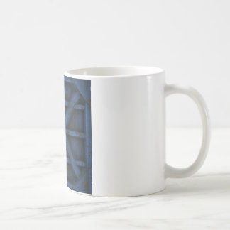 Rusty Container - Blue - Mugs