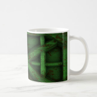 Rusty Container - Green - Mugs