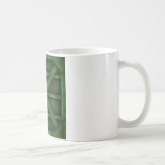 Rusty Container - Green - Coffee Mug