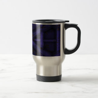 Rusty Container - Purple - Stainless Steel Travel Mug