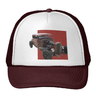 Rusty Coupe Cap
