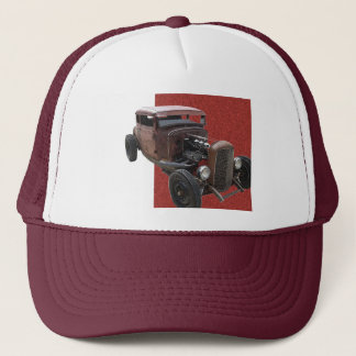 Rusty Coupe Trucker Hat