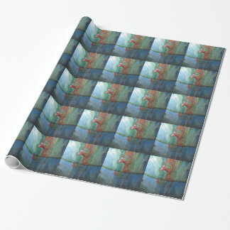 Rusty Faucet Wrapping Paper