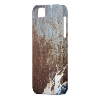 Rusty Grunge Barely There iPhone 5 Case