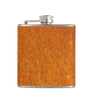 Rusty Hip Flask