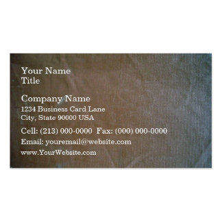 Rusty Iron Texture Business Card Templates