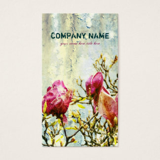 Rusty Magnolia  - Business Card