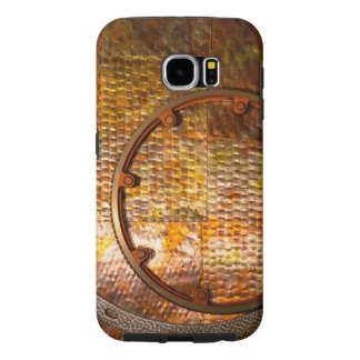 Rusty Mechanism Samsung Galaxy S6 Cases