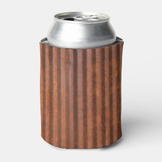 RUSTY METAL CAN COOLER