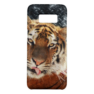 Rusty Metal Grunge Tiger Case-Mate Samsung Galaxy S8 Case