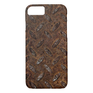 RUSTY METAL PATTERN iPhone 7 CASE