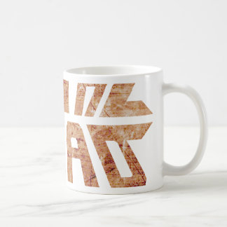 Rusty MetalHead Coffee Mug