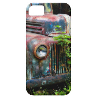 Rusty Old Antique Truck iPhone 5 Case