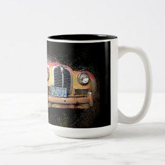 Rusty Old Classic Car Mug