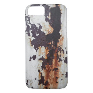 Rusty Peeling Paint iPhone 7 Case