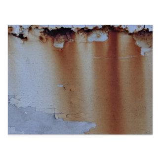 Rusty Postcard