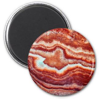 Rusty Quartz Magnet