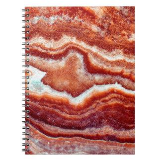 Rusty Quartz Notebook