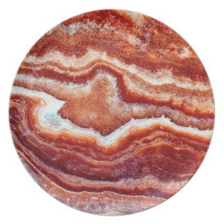 Rusty Quartz Plates